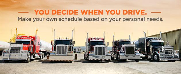 owner operator trucking image