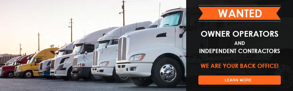 Work for Paramount Freight Systems (PFS)